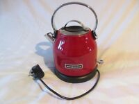 Kitchen Aid Red Kettle