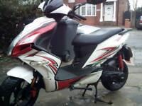 Moto roma 2012 6 k miles