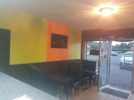 indian takeway /kebbab for sale in brownhills low rent lease £20.0000 or nearest offer