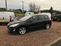 2008 Peugeot 308 SW 1.6 HDI 7 seater