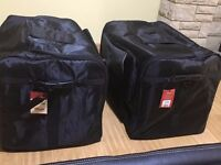 Electro Voice ELX115P 15 inch 1000w Powered PA Speaker PAIR(2 speakers and carry bags)