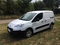 PEUGEOT PARTNER 850 1.6 HDI DIESEL 2013 63-REG FULL SERVICE HISTORY EXCELLENT CONDITION