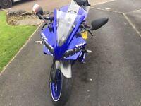Yamaha yzfr 125 2014 repairs
