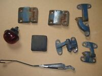 Landrover Defender second-hand parts