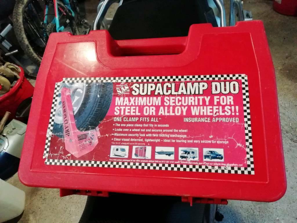 Keys And Wheels >> Sas Wheel Clamp In Bridgend Gumtree