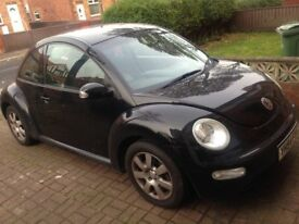vw beetle spare or repair