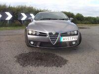 Alfa Romeo Brera 2.4JTDM, 'LOW MILEAGE' 210 BHP!
