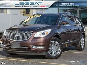 2016 Buick Enclave CXL AWD! ONE OWNER! ONLY 17K! *NAV*SUNROOF*RE