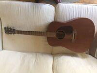 Martin D-15M Mahogany Dreadnought Acoustic Guitar