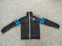 Rare Adidas Originals Chile 62 tracksuit top. Size small. Like new. Bargain.