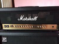 Marshall MA50H + C combo