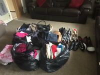 Massive clear out