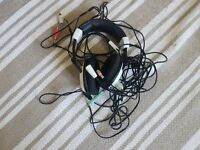 Turtle Beach Earforce X11 headset and xbox 360 adapter