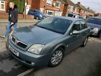 vauxall vectra elagance for sale