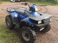 Polaris 4x4 diesel farm quad automatic