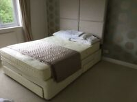 Luxury King Size Divan with built in drawers