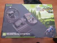 Farm simulator controller for pc