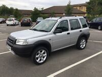 2003 Land Rover Freelander td4, automatic. Well maintained.