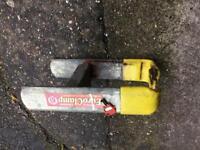 Bulldog Wheel clamp (1key)