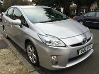 TOYOTA PRIUS T-SPIRIT FULLY LOADED UBER READY FOR RENT PCO RENTAL £140