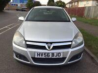 Vauxhall Astra 1.6 i 16v Design 5dr (Twinport)£1,895 p/x poss CAT  2006 (56 reg), Hatchback