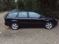 CHEAP DIESEL ESTATE 2005 Ford Focus 1.6 TDCi MOT December 2018, Service History