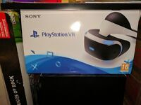 Playstation VR near new