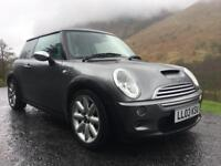 Mini Cooper S 1.6 Supercharged -Every Extra