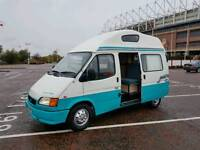 2001 FORD TRANSIT COACH BUILT LESUIRE DRIVE LOVELY CLEAN CAMPER FULL SERVICE HISTORY £3250