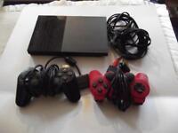 PlayStation2 incl. 4 Spiele - 2 Controller und Buzz Controller Bayern - Eslarn Vorschau