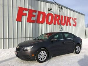 2011 Chevrolet Cruze LT Turbo Package ***Professionally Serviced
