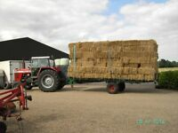 Hay straw and Haylage surplus to requirements for sale