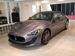 2013 Maserati GRANTURISMO CONVERTIBLE MC / NAVIGATION/ CARBON FI