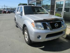 2008 Nissan Pathfinder 7-PASS W/ BACK-UP CAM, MOONROOF & ROOF RA