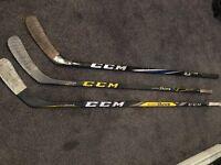 CCM super tacks Ice hockey stick 2016