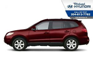 2008 Hyundai Santa Fe Limited 5-Pass AWD Sunroof