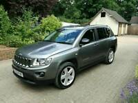 Jeep Compass Limited Petrol Automatic only 18,000 miles
