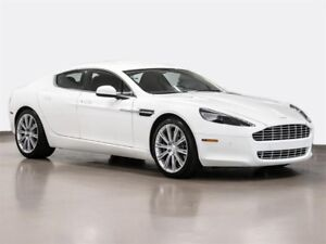 2012 Aston Martin Rapide Coupe Touchtronic **LOW KM AS NEW**