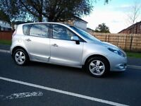 2009 Renault Scenic 1.5 Dci Dynamique – ONLY 55k Miles, Just Serviced, FULL YEAR MOT, Super Value
