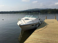Sports-Cruiser-boat-25ft low hours