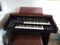 Technics SX-EX35 Organ & Stool