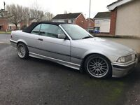 BMW 318is convertible sell/swap