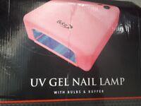 Acrylic nail equipment