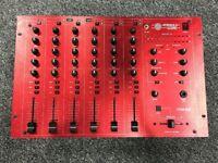 FORMULA SOUND FSM600 FSM-600 PROFESSIONAL DJ MIXER