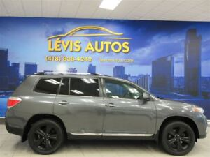 2012 Toyota Highlander LIMITED AWD GPS NAVIGATION 114100 KM !