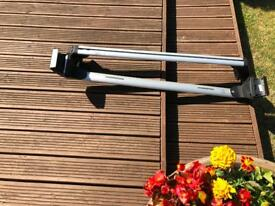 Mercedes A Class Lockable Roof Bars