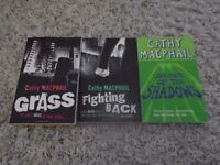 3 Cathy MacPhail Books - 1 signed !!!!