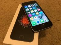 Apple iPhone 5SE Space Grey 16GB (unlocked)