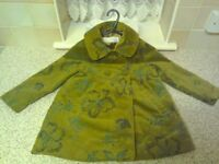 """NEXT SIGNATURE"" GIRLS COAT"