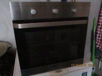 Built in Beko single oven